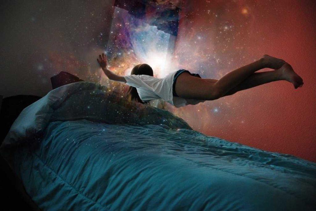 остывает человек во сне