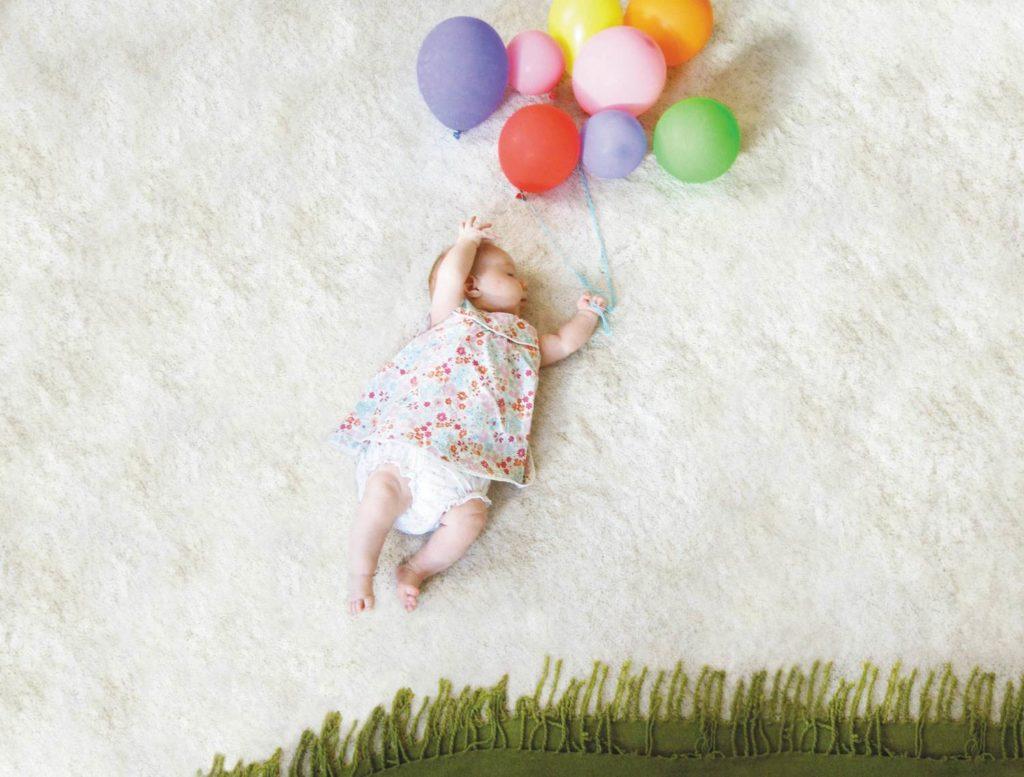Ребенок сны