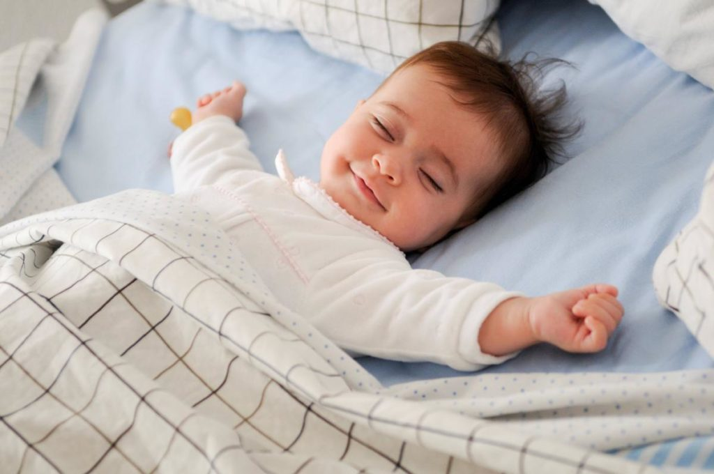 Малыш проснулся