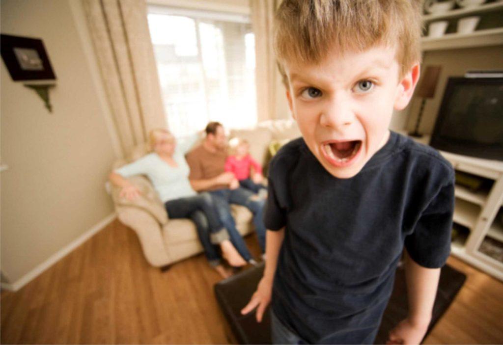 почему дети лунатят