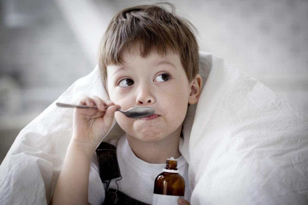 устранение кашля до рвоты у детей