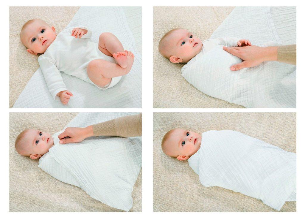 зачем нужен мешок для сна для новорожденных