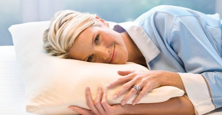на каких подушках нужно спать