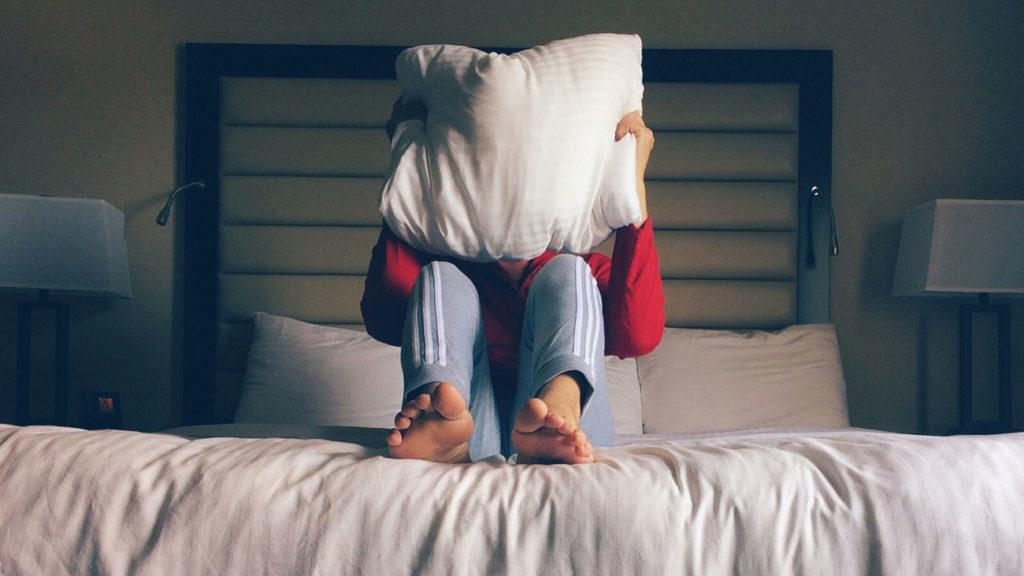 бессонница усталость