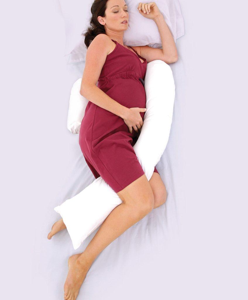 удобный сон со специальным валиком