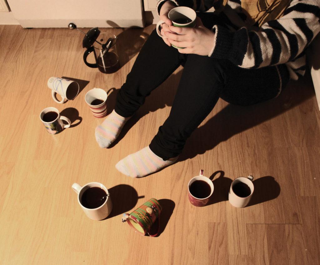 Боясь заснуть, гипнофоб может пить кофе вечером как не в себя / Фото Jade Gorrod _ Flickr