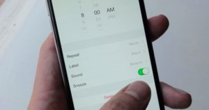 alarm-iphone