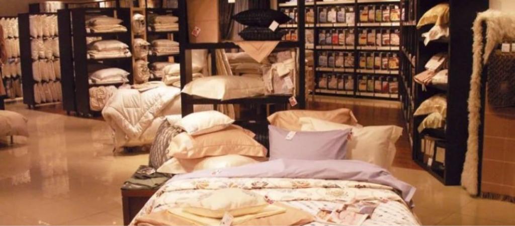 Магазин постельных принадлежностей
