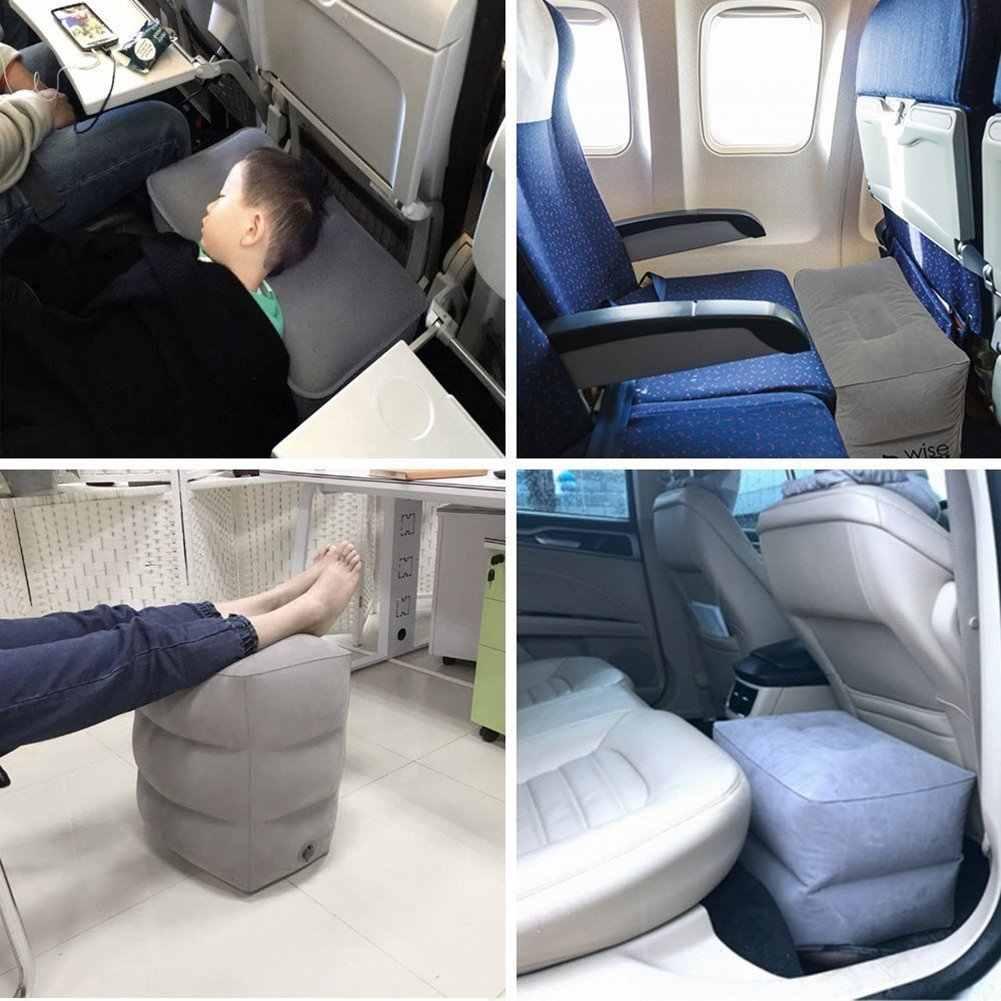 Подушка для ног в самолет