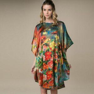Ночнушка-кимоно