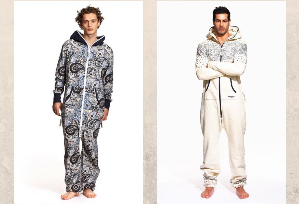 Мужчины в пижамах