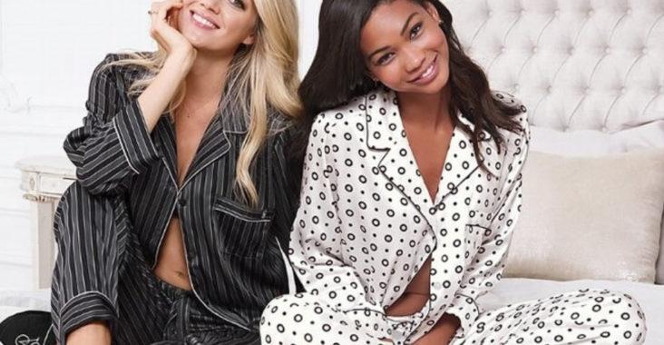 Женщины в пижамах