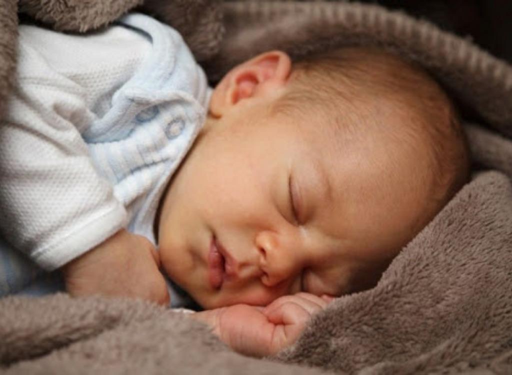 Малыш, махровое одеяло