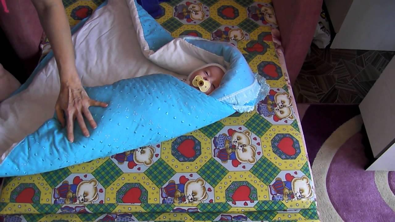 Младенец в одеяле